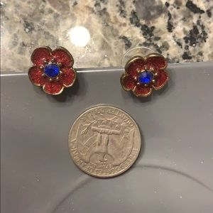 Betsey Johnson earrings
